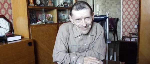 Лев Бабицкий получает помощь и от местного отделения организации «Хесед»
