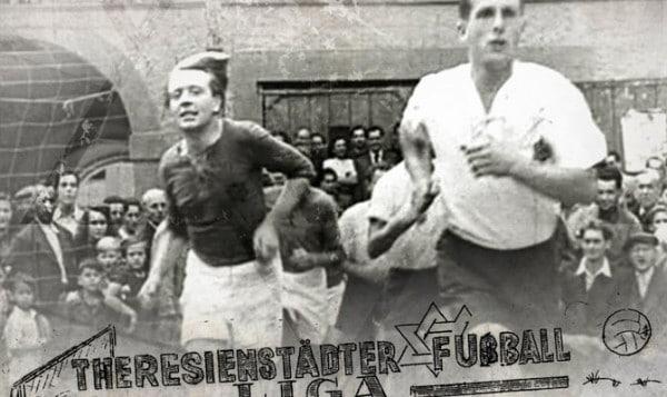 Документальный фильм «Лига Терезин» рассказывает невероятную историю футбольной лиги в гетто Терезиенштадт.